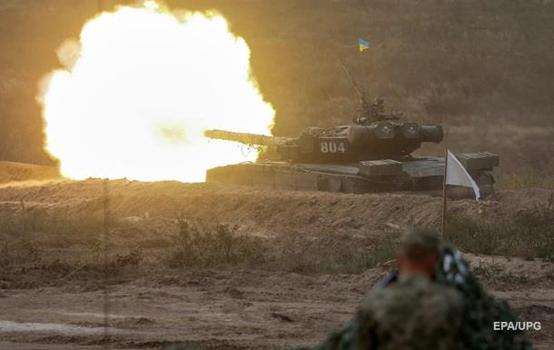 Военных обстреляли, открыт огонь в ответ - штаб