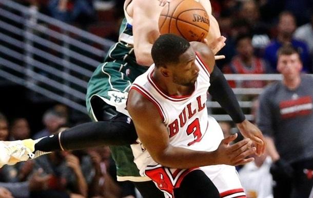 Дайджест НБА. Дебют Уэйда, травмы Валлентайна и Адамса