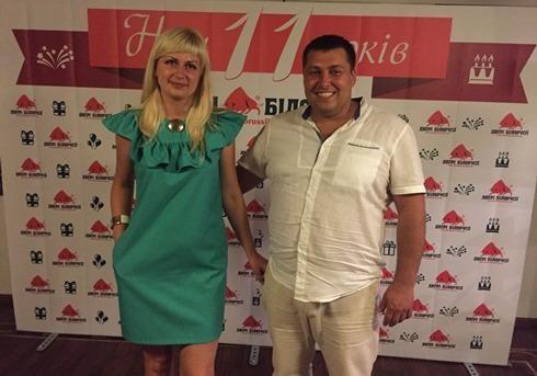 Житомирская филия компании «Двери Белоруссии» получила награду