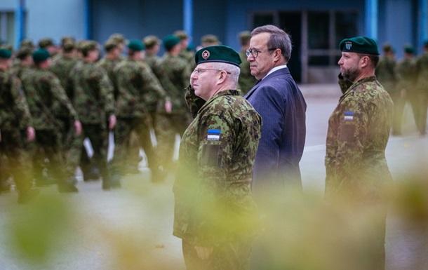 В Эстонии наградили инструкторов украинских спецназовцев