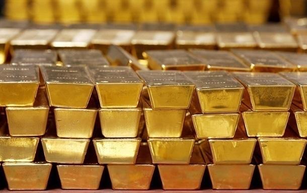 Золотовалютні запаси України зросли на $1,4 млрд