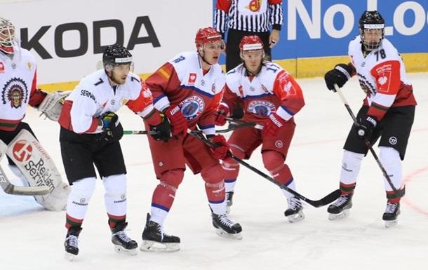 Хоккейная Лига чемпионов: результаты 1/16 финала