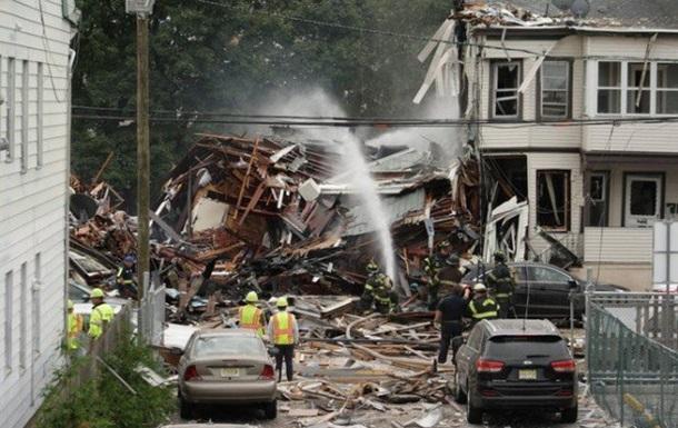 В США взрыв уничтожил два дома, есть пострадавшие