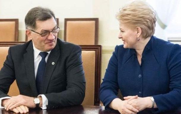 Еврокомиссариат Буткявичюса против прездентства Грибаускайте