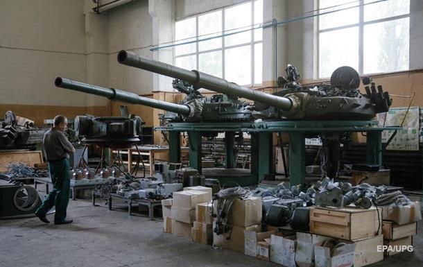 Украинцы нелегально ремонтировали танки на Ближнем Востоке – СБУ
