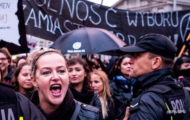 В Польше передумали запрещать аборты