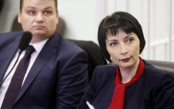 Лукаш выиграла суд у Генпрокуратуры