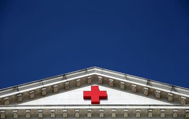 Красный крест оплатит долги Донбасса за свет
