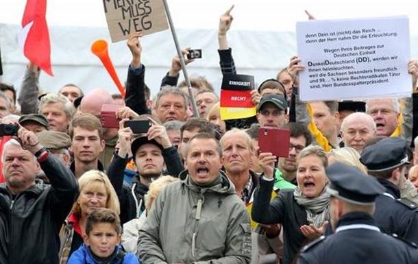 Німецький міністр юстиції занепокоєний популяризацією націоналізму в Інтернеті