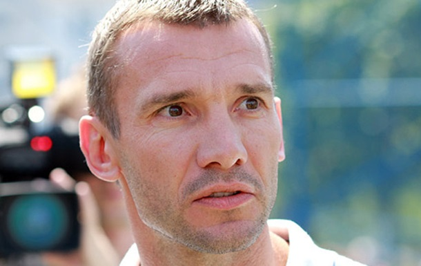 Шевченко: При хорошей игре с Турцией будем удовлетворены одним очком