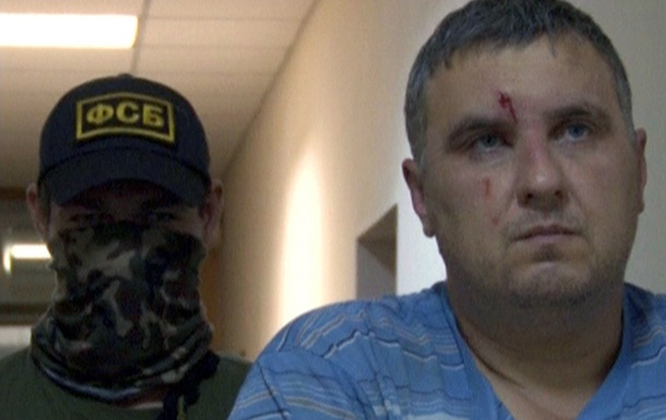 Диверсантов  в Крыму пытают - правозащитники