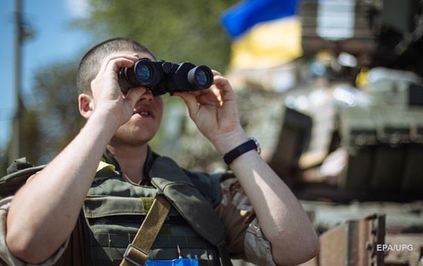 Ситуация в зоне АТО: 40 обстрелов за сутки