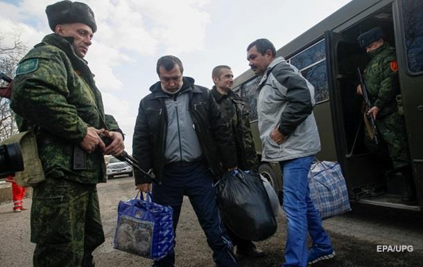 В ЛДНР хотят менять пленных по формуле  618 на 47