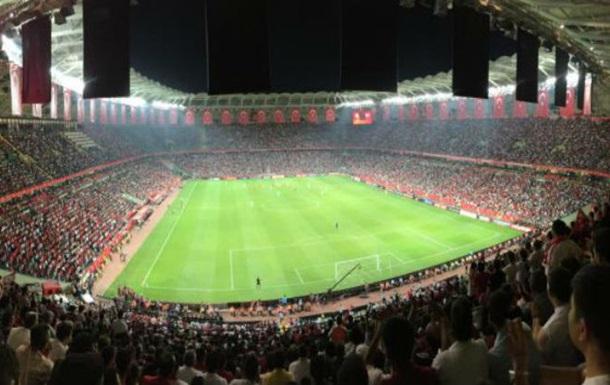 На матче Турция — Украина ожидается аншлаг
