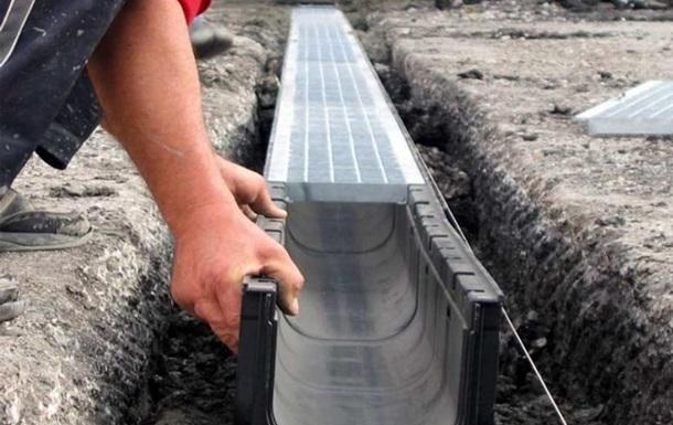 Якісна система дощової каналізації – ознака європейського міста