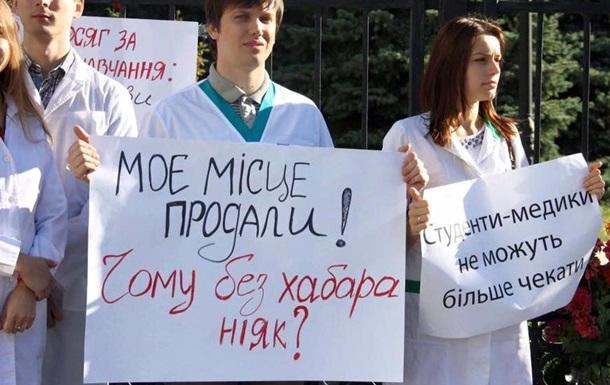 Вітаю студентів медичних вузів