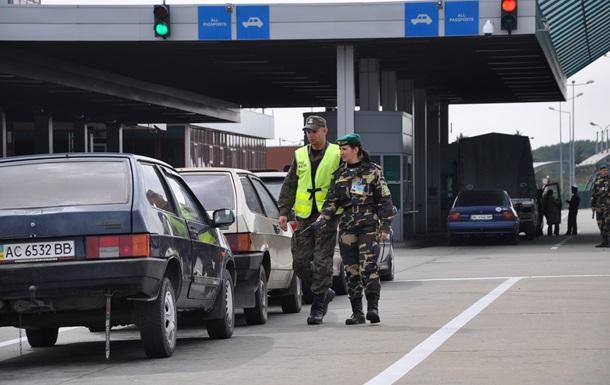 На границе с Польшей стоят более тысячи авто