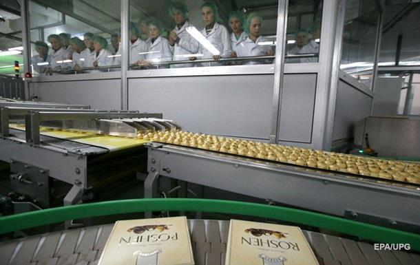 В России нашли нарушения на фабрике Roshen