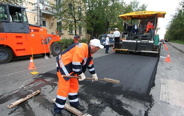 100 % нових доріг у Києві: реально?