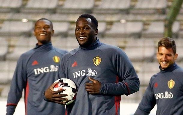 Группа Н. Бельгия громит Боснию, победы Греции и Эстонии