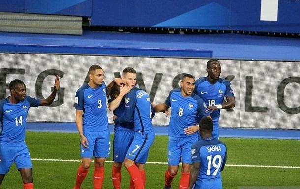 Группа А. Нидерланды бьют Беларусь, Франция - Болгарию