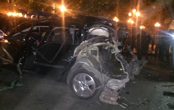 МВД Грузии объявило дело овзрыве автомобиля Гиви Таргамадзе раскрытым