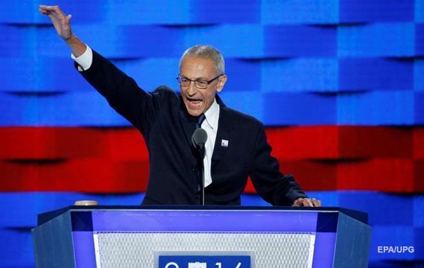 Глава избирательной кампании Клинтон обвинил РФ во взломе почты