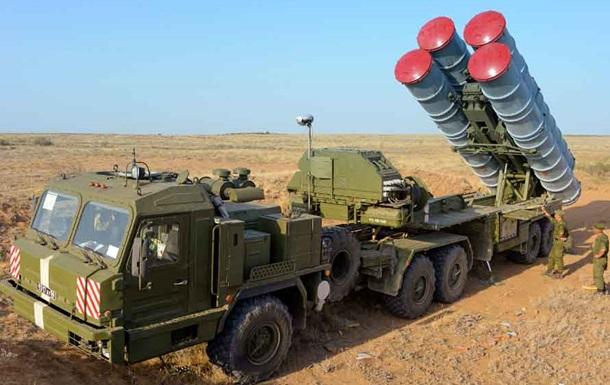 Россия направила в Крым новые ракетные комплексы