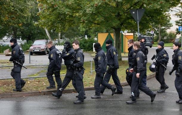 Из-за угрозы теракта эвакуировали жителей немецкого города