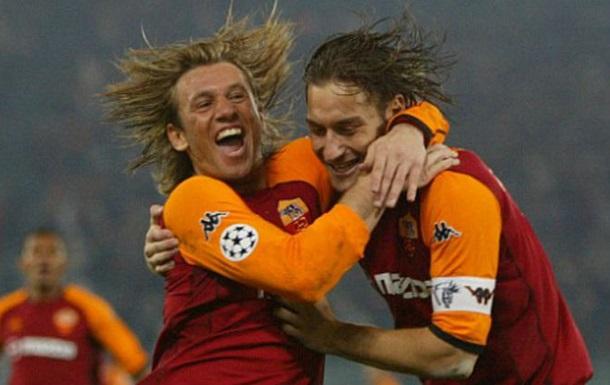 Тотти: Кассано - лучший футболист, с которым я когда-либо играл вместе