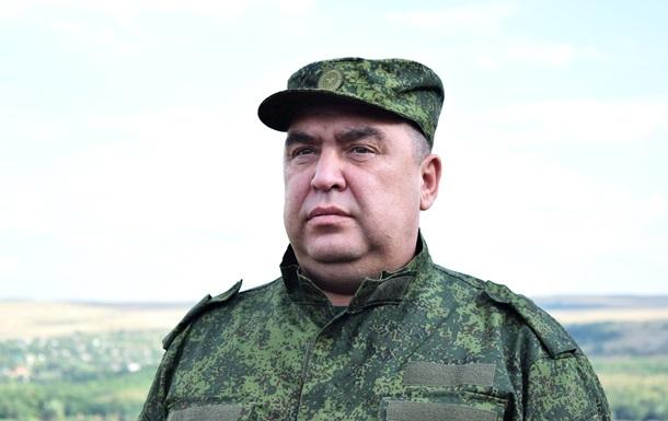 Плотницкий видит ЛНР в составе России