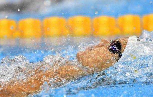 Д.Зевина получила две золотые медали наэтапе Кубка мира поплаванию