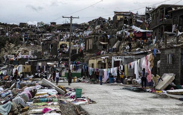 На Гаити объявлен трехдневный траур