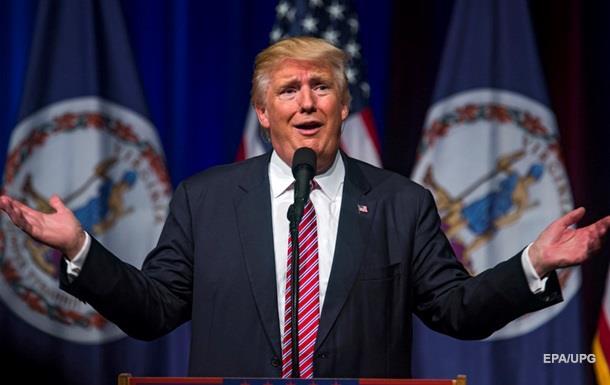 Трамп не выйдет из президентской гонки