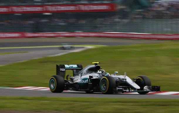 Формула-1. Гран-при Японии. Росберг выигрывает гонку на Сузуке