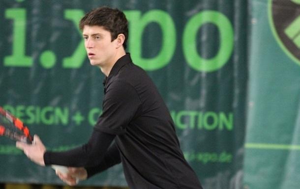 Украинец Калениченко выиграл первый турнир в карьере