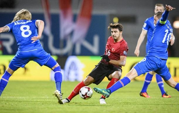 Группа I. Исландия одолела Турцию