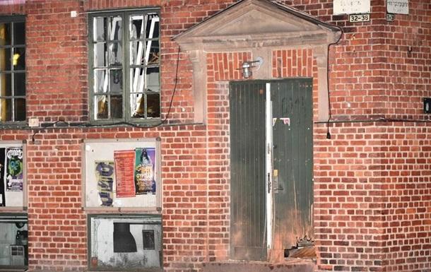 В Швеции произошел взрыв у ночного клуба