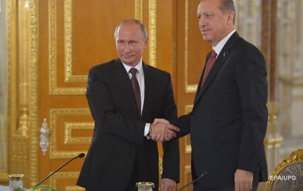 Снова друзья. Угрозы Турецкого потока для Украины