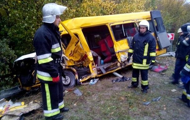 В ДТП на Хмельнитчине погибли пять человек