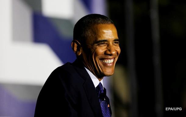 Обама подписал закон о пеленальных столах в мужских туалетах
