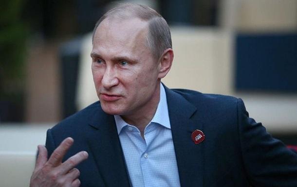Путин: Вынудили защищать русскоязычных на Донбассе