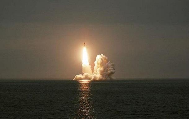 «Георгий Победоносец» отстрелялся баллистической ракетой пополигону Чижа