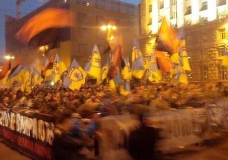Марш нації — проти капітуляції