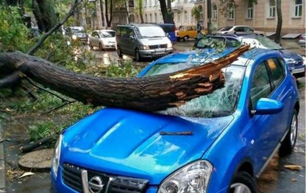 Число жертв от шторма в Одессе выросло
