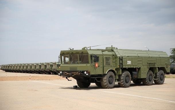 Литва вызвала посла РФ из-за Искандеров под Калининградом