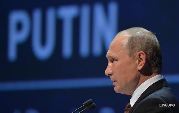 Путин назвал риторикой обвинения в военных преступлениях в Алеппо
