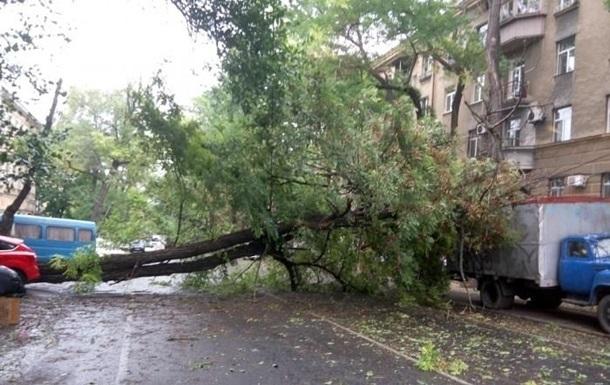 На Одесчине объявлено чрезвычайное положение