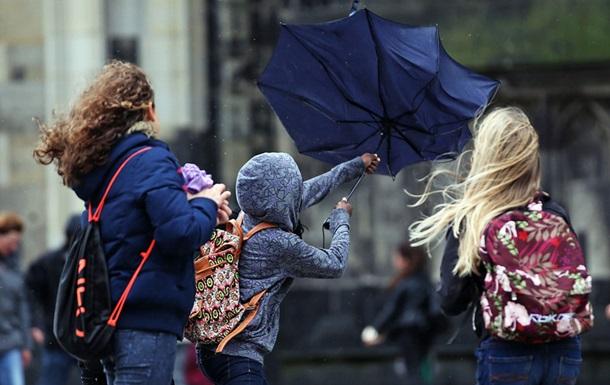 На Запорожье надвигается циклон из Одессы