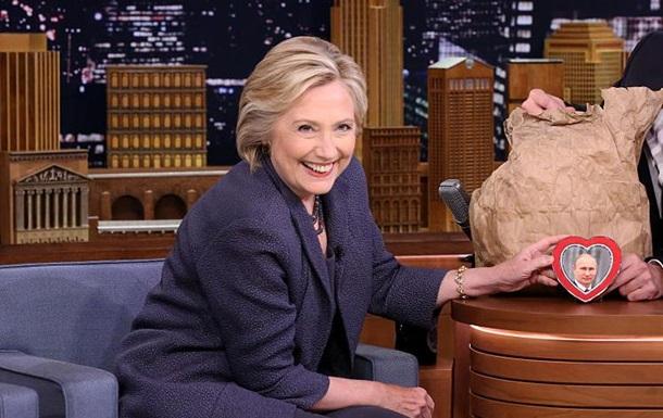 WikiLeaks нашел похвалы Клинтон в адрес Путина